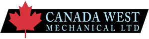 Canada West Mechanical Logo